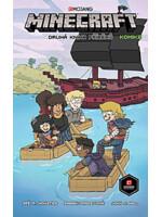 Komiks Minecraft: Druhá kniha příběhů