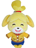 Plyšák Animal Crossing - Isabelle