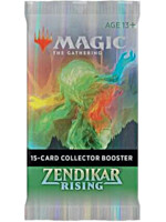 Karetní hra Magic: The Gathering Zendikar Rising - Collector Booster (15 karet)