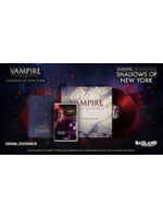 Vampire: The Masquerade Coteries of New York + Shadows of New York