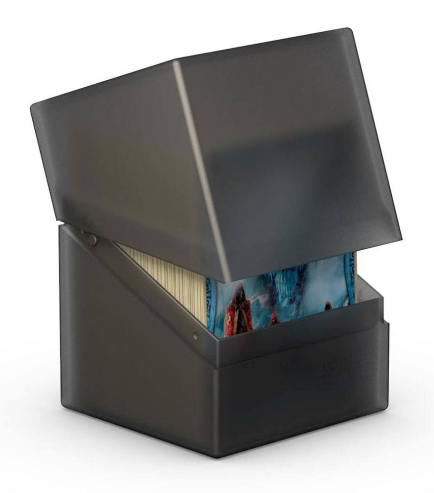 Krabička na karty Ultimate Guard - Boulder Deck Case Standard Onyx (100+)