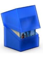 Levně Krabička na karty Ultimate Guard - Boulder Deck Case Standard Sapphire (100+)