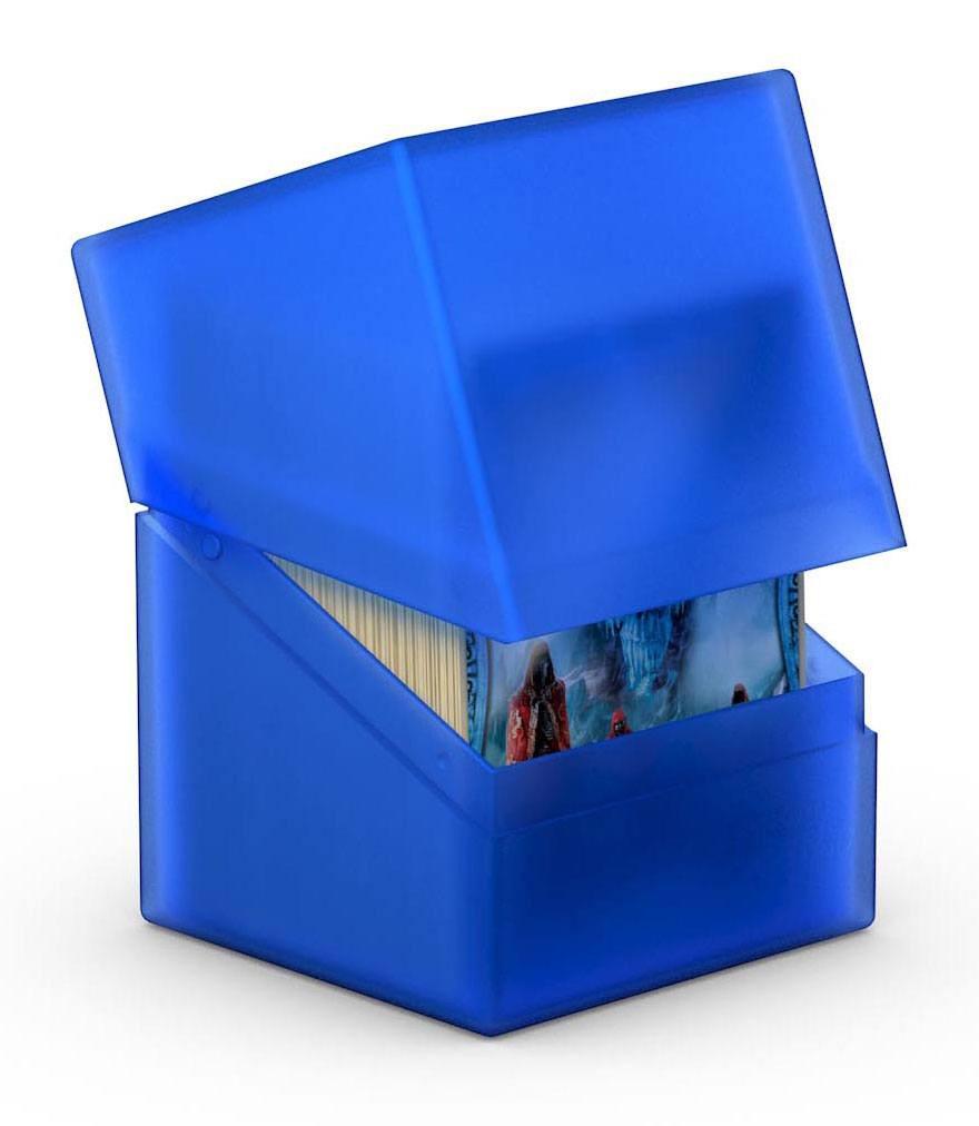 Krabička na karty Ultimate Guard - Boulder Deck Case Standard Sapphire (100+)
