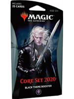 Karetní hra Magic: The Gathering 2020 - Black Theme Booster (35 karet)