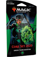 Karetní hra Magic: The Gathering 2020 - Green Theme Booster (35 karet)