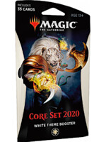 Karetní hra Magic: The Gathering 2020 - White Theme Booster (35 karet)