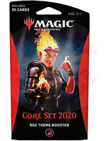 Karetní hra Magic: The Gathering 2020 - Red Theme Booster (35 karet)