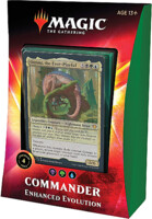 Karetní hra Magic: The Gathering Ikoria - Enchanted Evolution (Commander Deck)