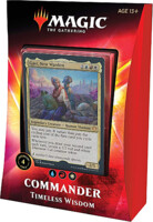 Karetní hra Magic: The Gathering Ikoria - Timeless Wisdom (Commander Deck)