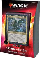 Karetní hra Magic: The Gathering Ikoria - Symbiotic Swarm (Commander Deck)
