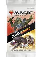 Karetní hra Magic: The Gathering - Jumpstart Booster (20 karet)
