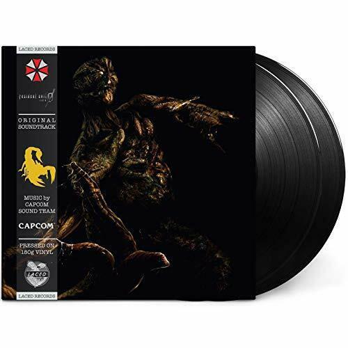 Oficiální soundtrack Resident Evil 0 na LP