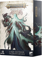 W-AOS: Broken Realms - Lady Olynder, The Sorrowmourn Choir (19 figurek)