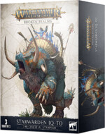 W-AOS: Broken Realms - Starwarden Iq-to, Celestial Stampede (3 figurky)