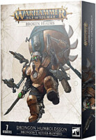 W-AOS: Broken Realms - Drongon Humboldsson, Drongon's Aether-Runners (7 figurek)