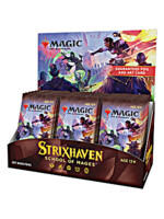 Karetní hra Magic: The Gathering Strixhaven - Set Booster