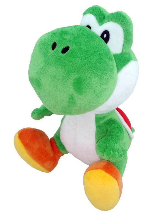 Plyšák Super Mario - Yoshi (20 cm)