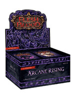 Karetní hra Flesh and Blood TCG: Arcane Rising - Unlimited Booster Box (24 boosterů)