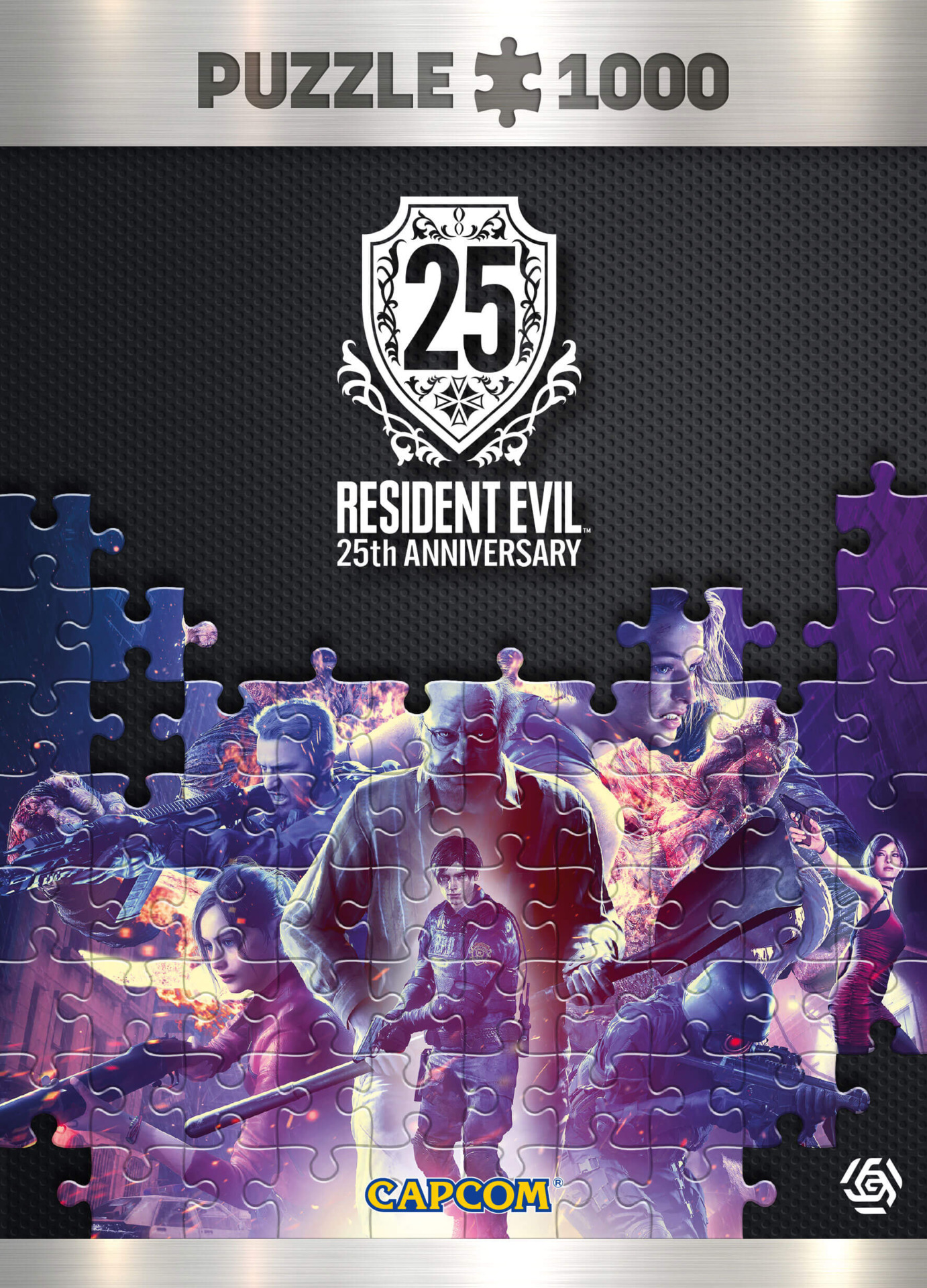 Puzzle Resident Evil - 25th Anniversary (Good Loot)