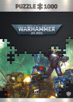 Puzzle Warhammer 40,000 - Space Marine (Good Loot)