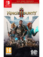Kings Bounty 2 - Day One Edition (SWITCH)