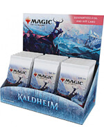 Karetní hra Magic: The Gathering Kaldheim - Set Booster Box (30 Boosterů)
