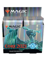 Karetní hra Magic: The Gathering 2021 - Collector Booster Box (12 Boosterů)