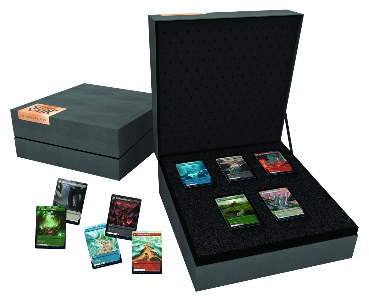 Karetní hra Magic: The Gathering Secret Lair Ultimate Edition 2 - Gray Box