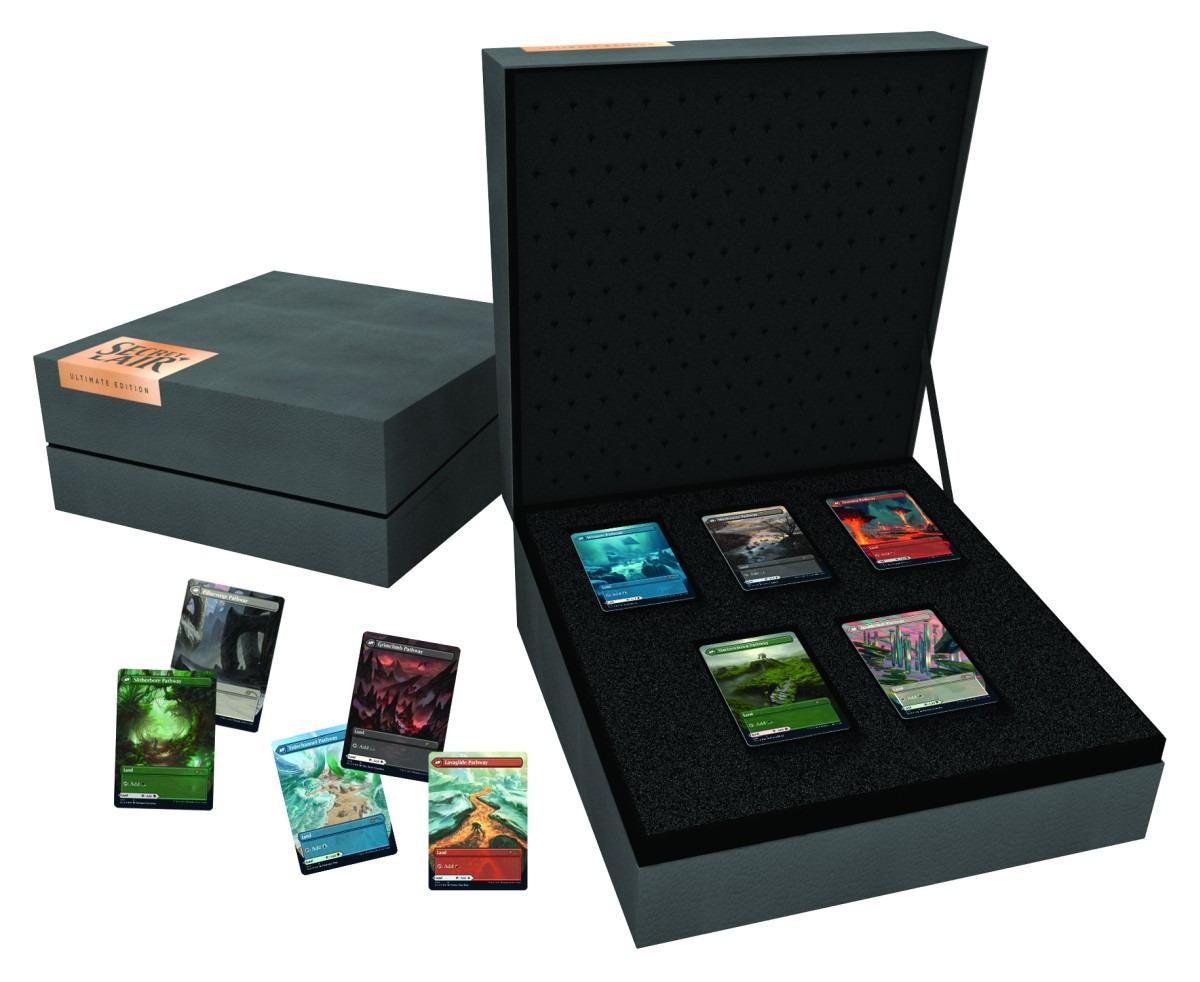 Karetní hra Magic: The Gathering Secret Lair Ultimate Edition 2 - Gray Box