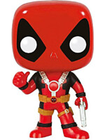 Figurka Deadpool - Deadpool (Funko POP! Marvel 112)