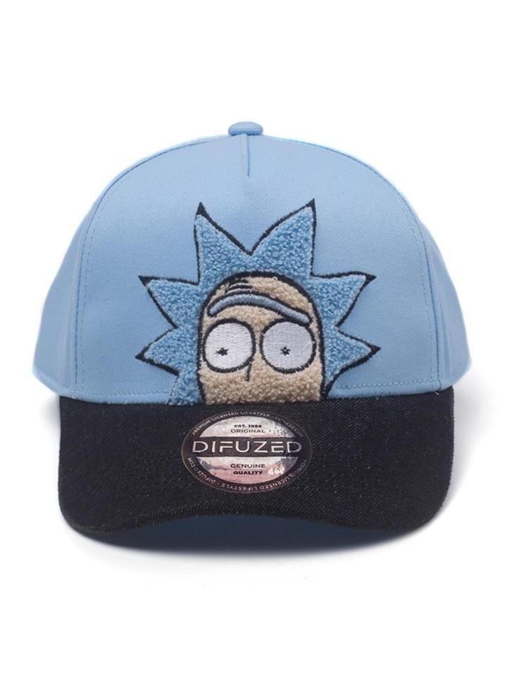 Kšiltovka Rick and Morty - Rick Baseball Hat