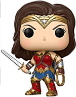Figurka Justice League - Wonder Woman (Funko POP! Heroes 206)