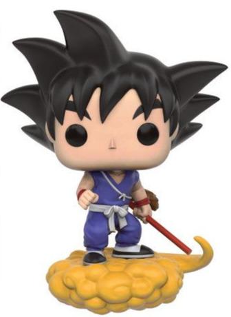 Figurka Dragon Ball Z - Goku & Flying Nimbus (Funko POP! Animation 109)