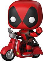 Figurka Deadpool - Deadpool on Scooter (Funko POP! Rides 48)