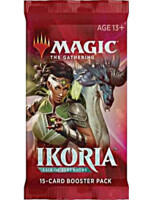 Karetní hra Magic: The Gathering Ikoria - Draft Booster