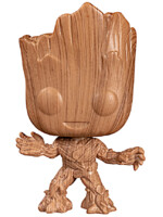 Figurka Guardians of the Galaxy - Groot Special Edition (Funko POP! Marvel 622)