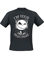 Tričko The Nightmare Before Christmas - Im Your Nightmare (velikost M)