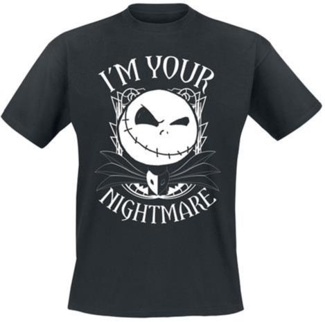 Tričko The Nightmare Before Christmas - Im Your Nightmare (velikost L)