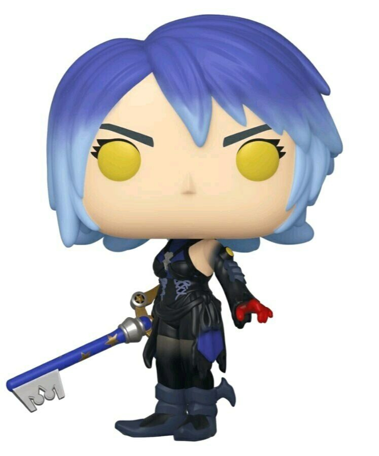 Figurka Kingdom Hearts III - Dark Aqua with Keyblade Special Edition (Funko POP! Disney 625)