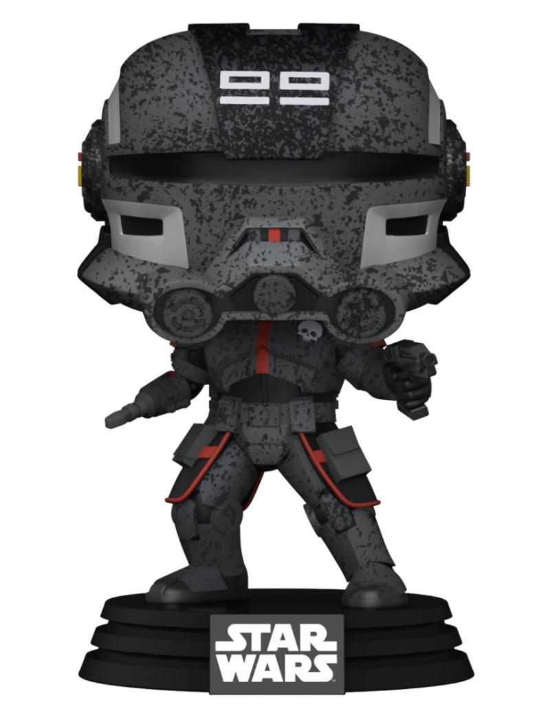 Figurka Star Wars: The Bad Batch - Echo (Funko POP! Star Wars 447)