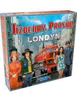 Desková hra Jízdenky, prosím! Londýn