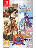 Prinny Presents NIS Classics Volume 1 - Deluxe Edition (SWITCH)