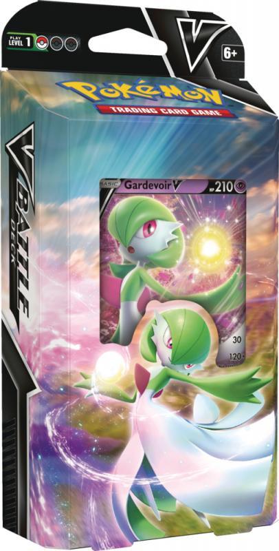 Karetní hra Pokémon TCG - V Battle Deck Gardevoir V