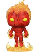 Figurka Fantastic Four - Human Torch (Funko POP! Marvel 559)