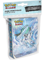 Album na karty Pokémon - Sword and Shield: Chilling Reign Mini + booster (10 karet)
