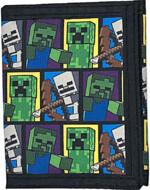 Peněženka dětská Minecraft - Characters
