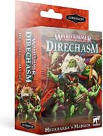 Desková hra Warhammer Underworlds: Direchasm - Hedkrakka's Madmob (rozšíření)