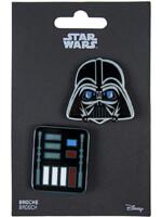 Odznak Star Wars - Darth Vader Broche