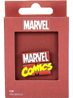Odznak Marvel - Comics Logo