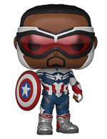 Figurka The Falcon and The Winter Soldier - Captain America (Funko POP! Marvel 814)